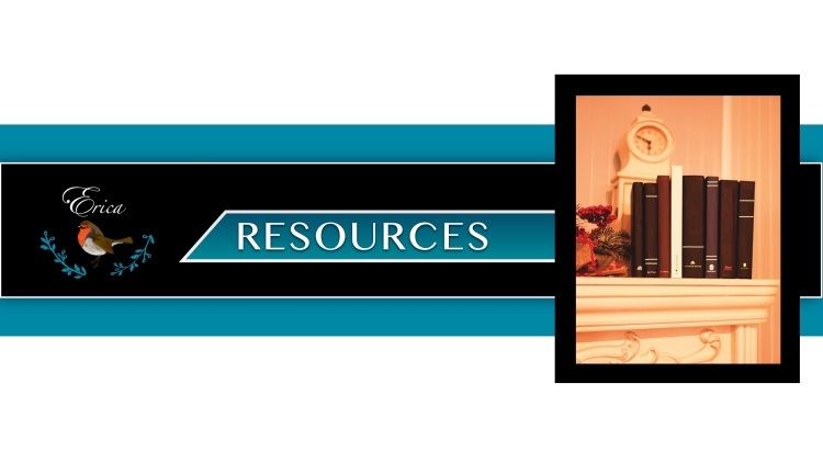 Resources banner © 2018 ericarobbin.com | All rights reserved.