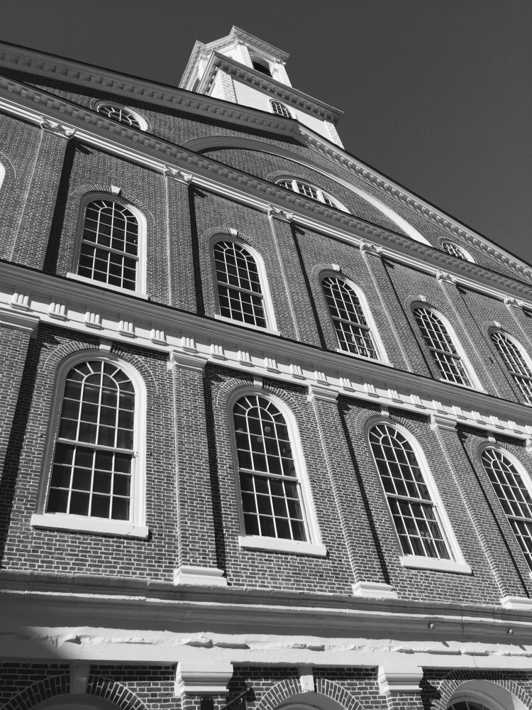Faneuil Hall, Boston, Massachusetts, USA © 2018 ericarobbin.com | All rights reserved.