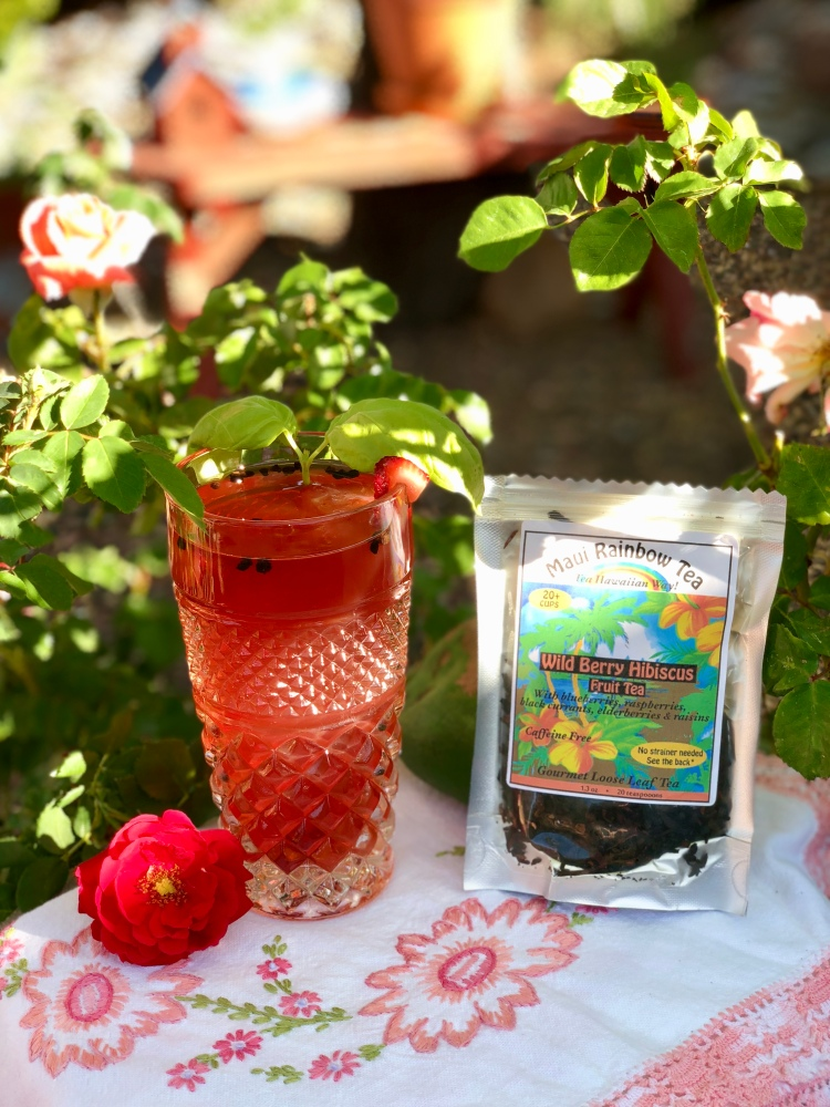 Iced Tea Lemonade © 2018 ericarobbin.com